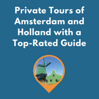 Private tour with Amsterdam Classic Tours