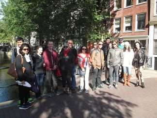 Free tours in Amsterdam