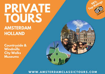 Private Tours Amsterdam and Holland by Amsterdam Classic Tours